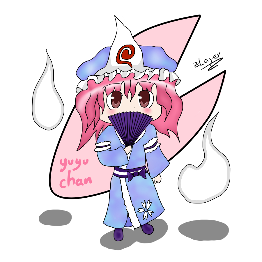 Galeria de dibujos zLayer YuyukoChibi-1