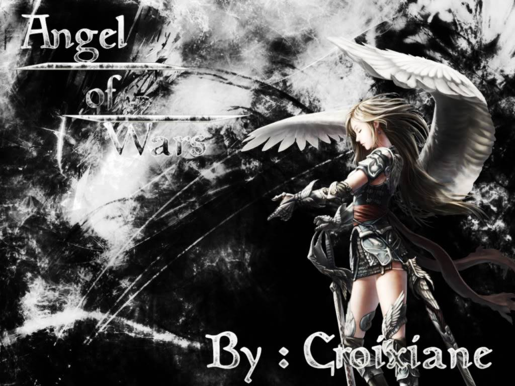 Ciane's Wallpapers AngelofWarsEpicCroixiane