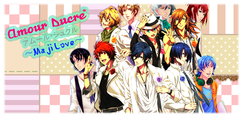 Amour Sucre ~Maji Love~