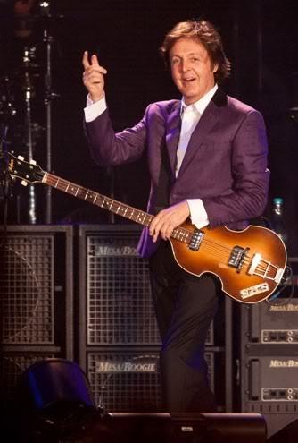 Shows do Paul McCartney no Rio de Janeiro em 2011 Paul