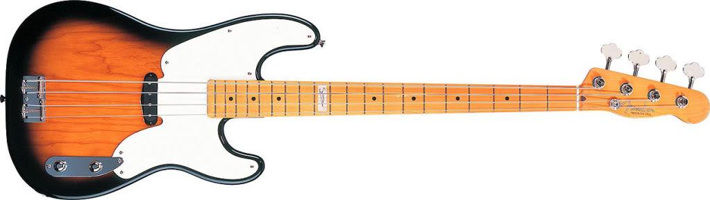 Mostre o mais belo Precision que você já viu Fender-sting-54-precision