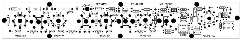 FM3 circuit boards FM-3PC-8New-1