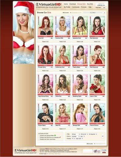 VirtuaGirl HD Mega Collection & Models (Setiembre 2011) 114