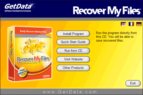 Sep 7 2011 Recover My Files v4.9.2.1235 Pro. Edition [Recupera ficheros eliminados] [Full] 024