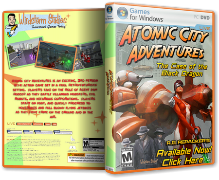 Atomic City Adventures The Case of the Black Dragon (2011/ENG/Repack by RG Repackers) 122