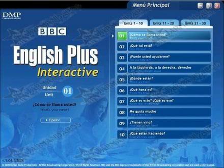 Sep 15 2011 English Plus Interactive: El Curso de Inglés del Siglo XXI (BBC) [Español] 143