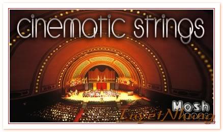 Mosh Loops - Cinematic Strings WAV Concierto