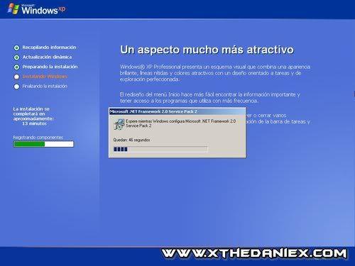Windows Xp Professional SP3 Español 32 Bits Actualizado Kbc8dknm78tu_t