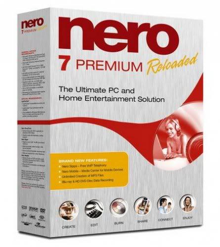 Nero Premium 7.11.10.0 ULTRA FULL INSTALL Nero7