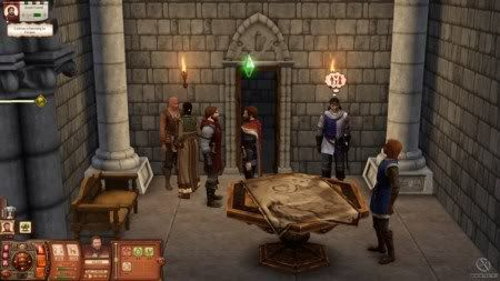 The Sims Medieval + Pirates and Nobles (2011/MULTI2) 008