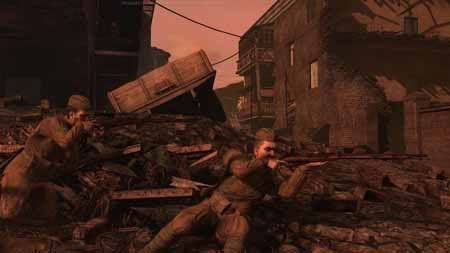 Red Orchestra 2: Heroes of Stalingrad 011