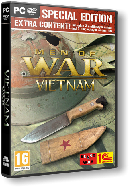 Men of War - Vietnam (2011/ENG/NETSHOW) 049