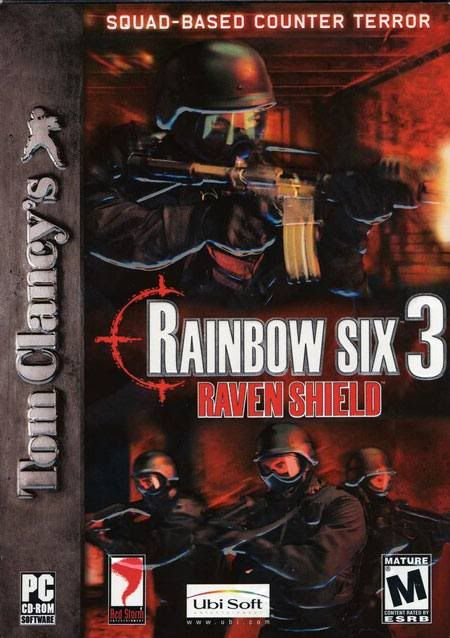 Tom Clancy's Rainbow Six 3: Raven Shield (2007/ENG/RIP by TeaM CrossFirE) Rainbow001