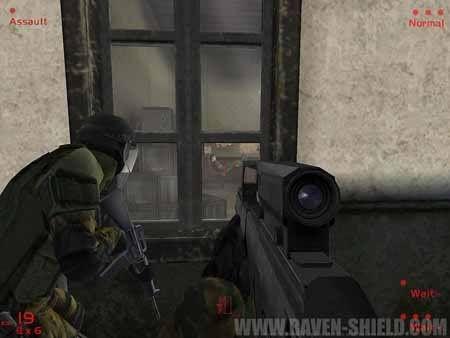 Tom Clancy's Rainbow Six 3: Raven Shield (2007/ENG/RIP by TeaM CrossFirE) Rainbow003