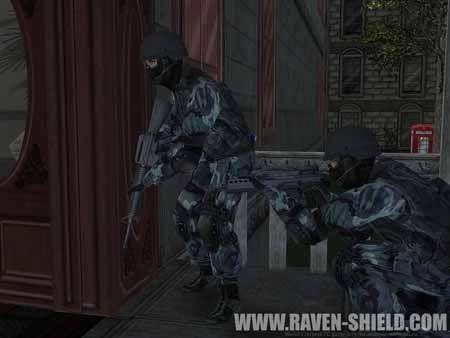 Tom Clancy's Rainbow Six 3: Raven Shield (2007/ENG/RIP by TeaM CrossFirE) Rainbow004