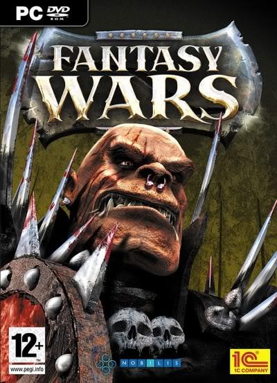 Fantasy Wars-RELOADED (Full ISO/2007) E