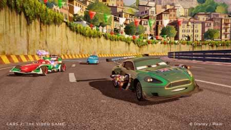 Cars 2: The Video Game (2011/ENG/RIP by KaOs) N