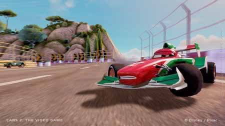 Cars 2: The Video Game (2011/ENG/RIP by KaOs) O