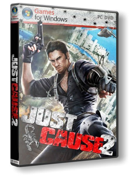 Just Cause 2 - Collector's Edition [+ 8 DLC] (2010/MULTI2) T
