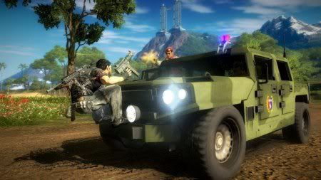 Just Cause 2 - Collector's Edition [+ 8 DLC] (2010/MULTI2) W