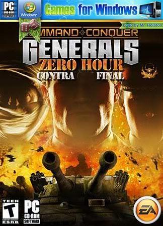 Command & Conquer Generals Zero Hour - Contra 008 (Alpha 2) 218