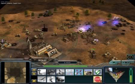 Command & Conquer Generals Zero Hour - Contra 008 (Alpha 2) 221