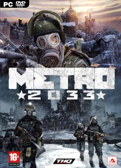 Metro 2033 (PC/2010/MULTI2/Repack) 250