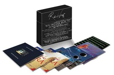 Roger Waters - The Album Collection (2011) FLAC 258