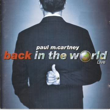 Paul McCartney - Back In The World (Live 2CD) (2003) 329