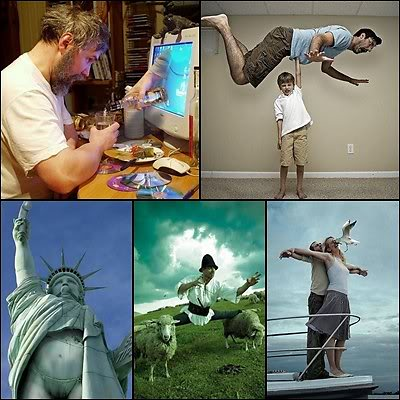 Most Funny Photomontage Wallpaper 282