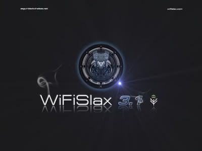 WiFi Slax Wireless Hacking Live CD v.3.1 SW 191