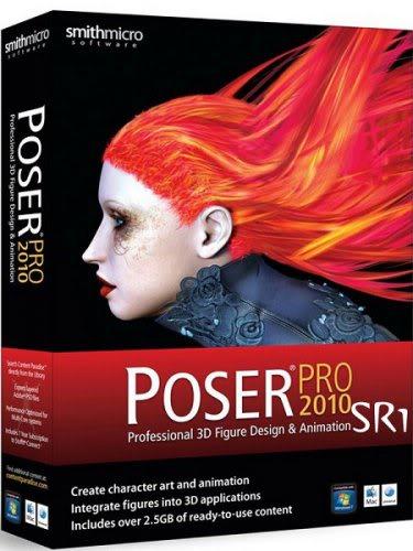 Poser Pro 2010 SR1-CYGiSO Poser