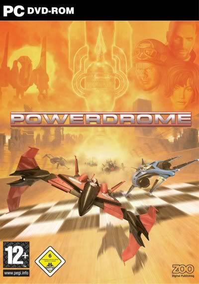 Powerdrome RELOADED (Full ISO/2004) Powerdrome
