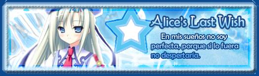 ¡El Taller de 앨리스! (Alice) AliceFirma3