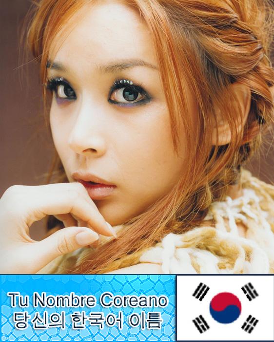 Tu Nombre Coreano [Juego] TuNombreCoreano