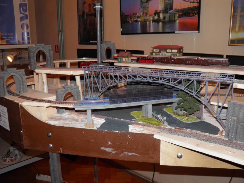 XII. Susret željezničkih modelara (Subota, 26.11.2011.) PB260016