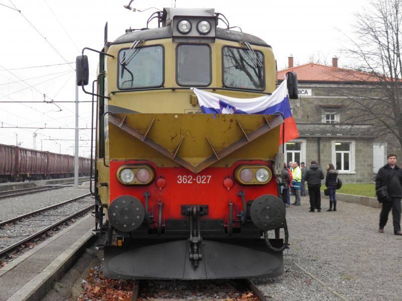 Društvo ljubiteljev železnic Ilirska Bistrica i DPŽ Štacion IlirskaBistrica_Ljubljana023