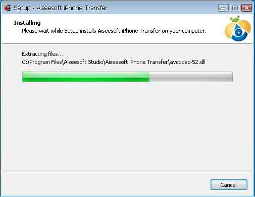 Aiseesoft iPhone Transfer(virus total checked) 06