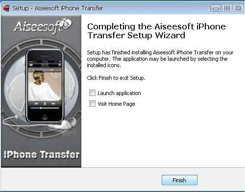 Aiseesoft iPhone Transfer(virus total checked) 07