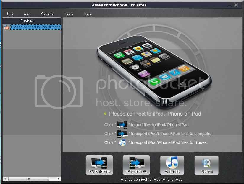 Aiseesoft iPhone Transfer(virus total checked) 09