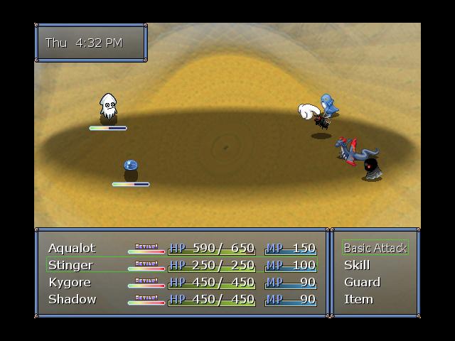 Terramon Battle2