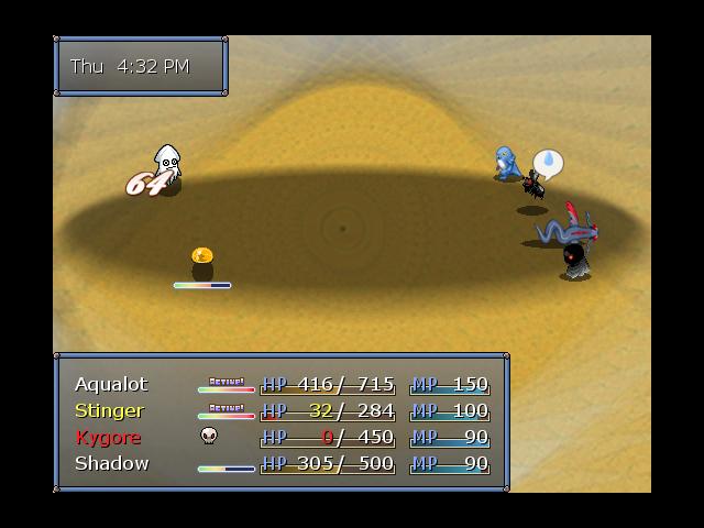 Terramon Battle3