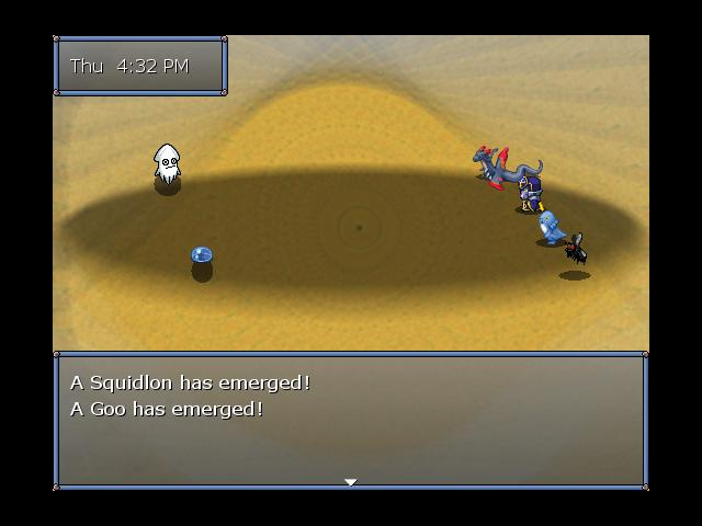Terramon Battle4