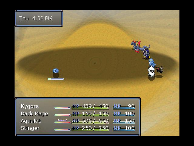 Terramon Battle5