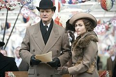 [Movie] The King's Speech (2010) Colin_Firth_and_Helena_Bonham_Carter_filming_zps9933a0ee
