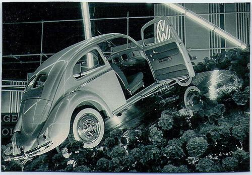 VW Commande Spéciale / VW Special Order 1023010
