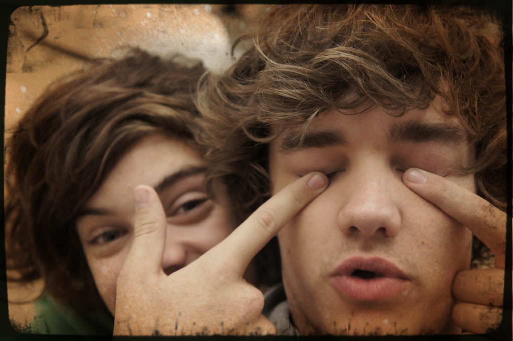 "One Direction (X Factor UK) >> album ""Up All Night"" [IV] HarryandLiam"