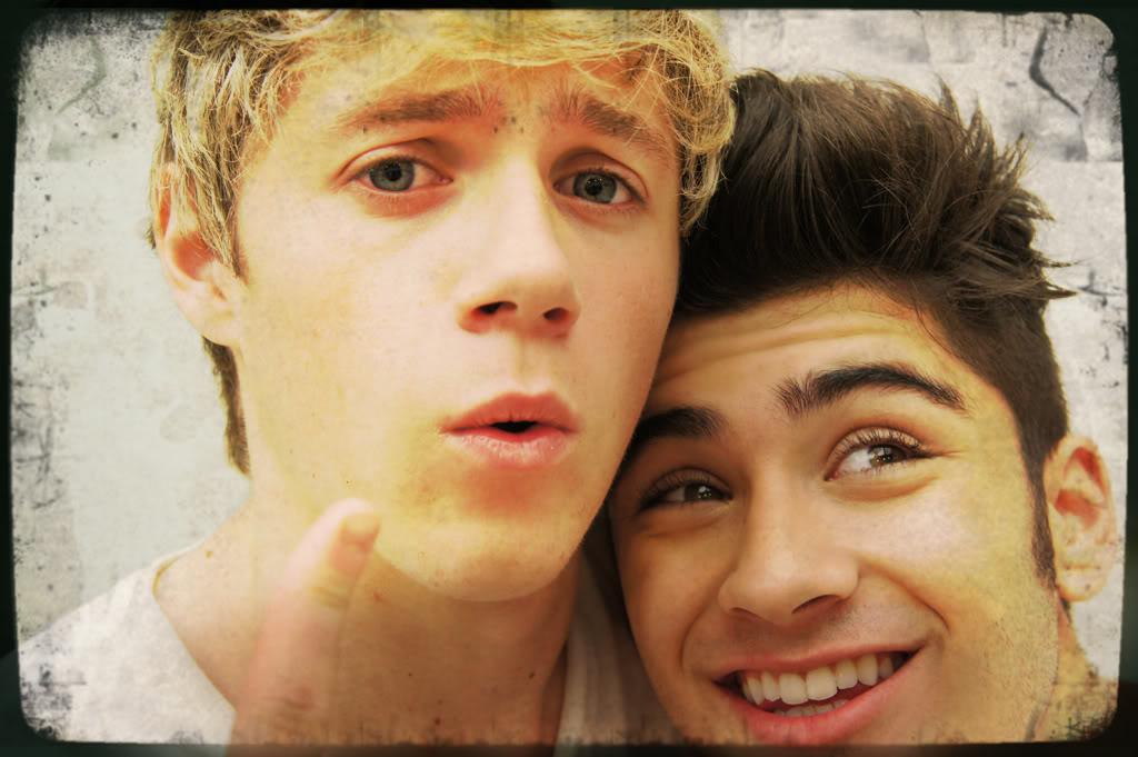 "One Direction (X Factor UK) >> album ""Up All Night"" [IV] NiallandZayn"