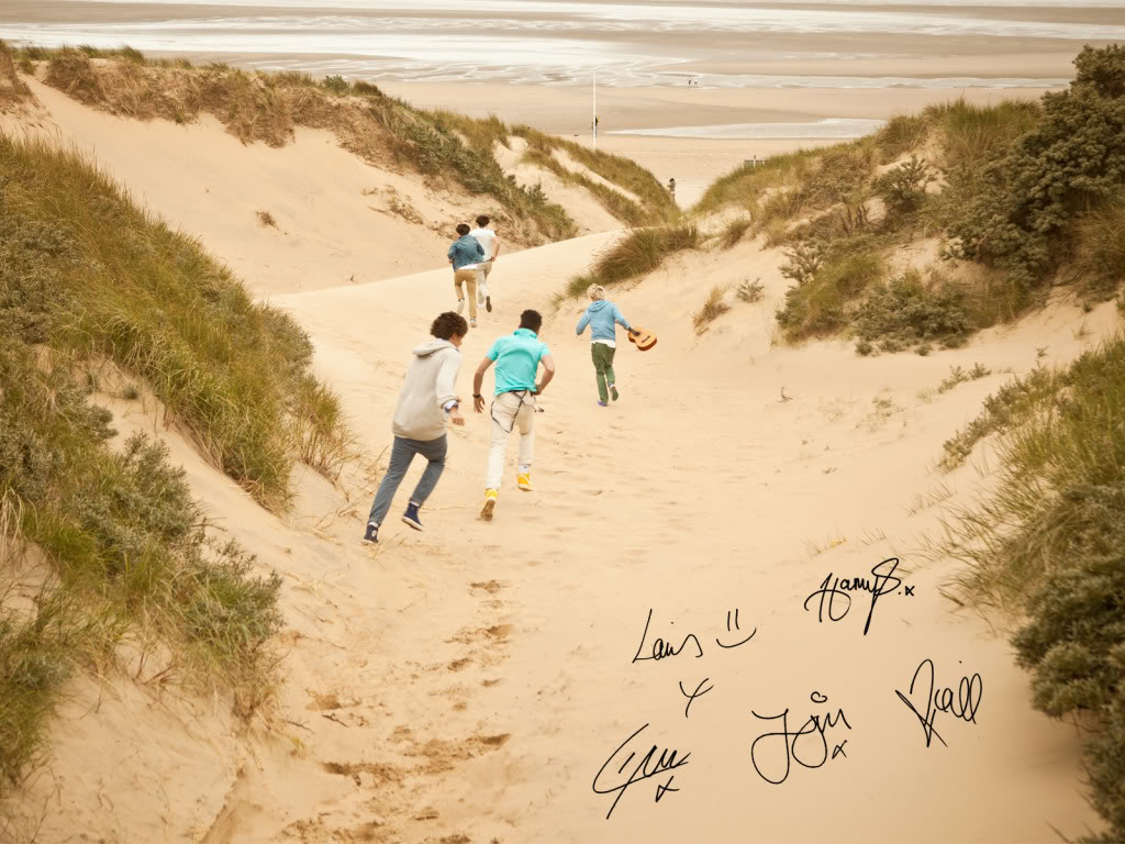 """One Direction (X Factor UK) >> album """"Up All Night"""" [IV] Wallpaper_large_1600x1200"""