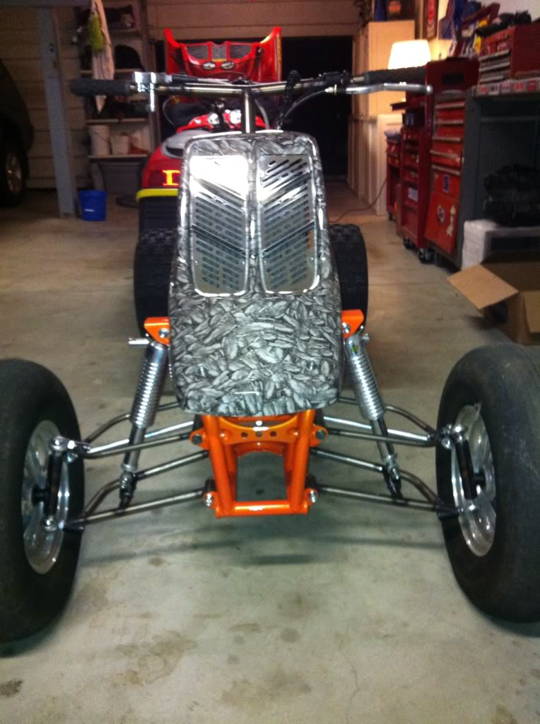 Voltric Racing Fenders 1b620b38